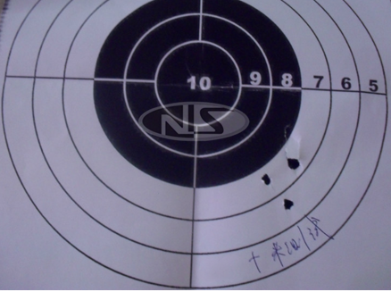 瞄准镜校准前打靶测试第一步  找出实际弹着点 瞄准镜怎么调?